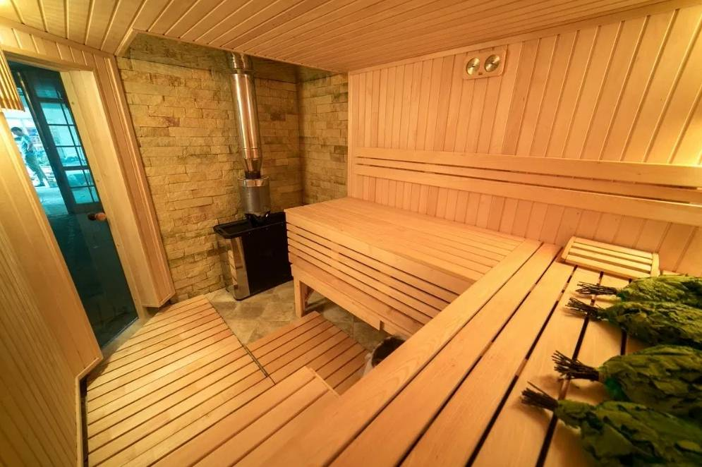 Вагонка для бани – экономичная отделка из древесины