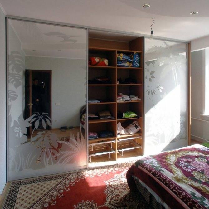 Шкаф-купе в спальню, фото лучших моделей, наполнение, материалы, цвета