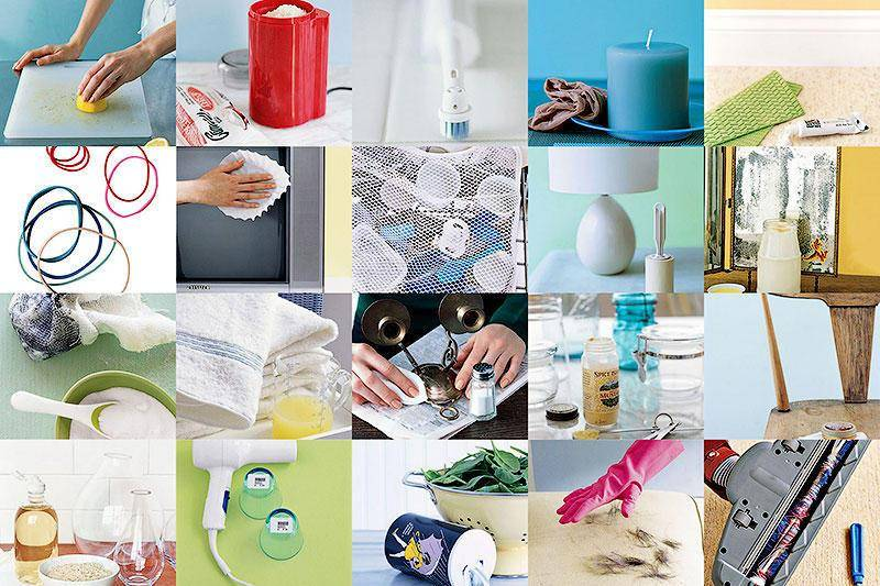 10 лайфхаков для того, кто хочет приучить себя к поддержанию чистоты