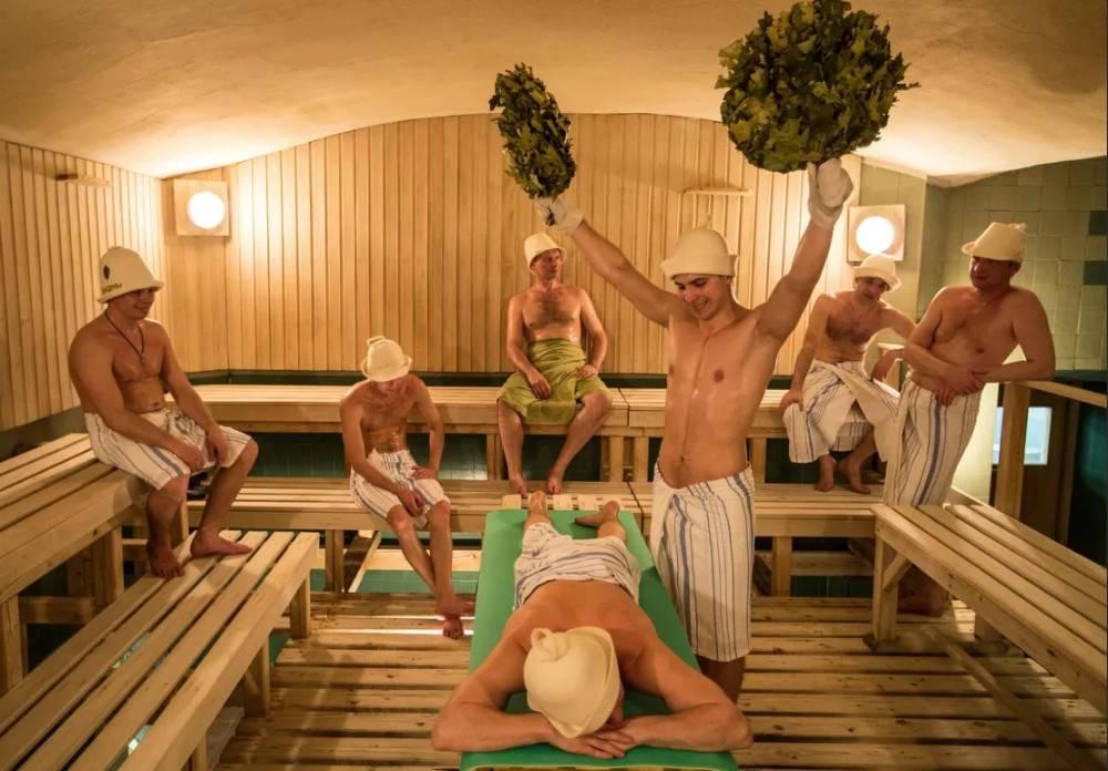 Можно ли париться в бане после коронавируса, когда можно ходить в сауну