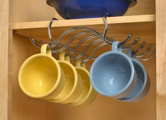 Хранение на кухне. организация хранения в выдвижных ящиках кухни