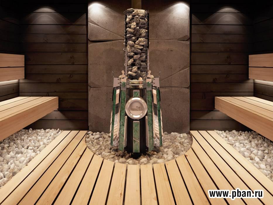 Топ-11 лучших печей для бани на дровах