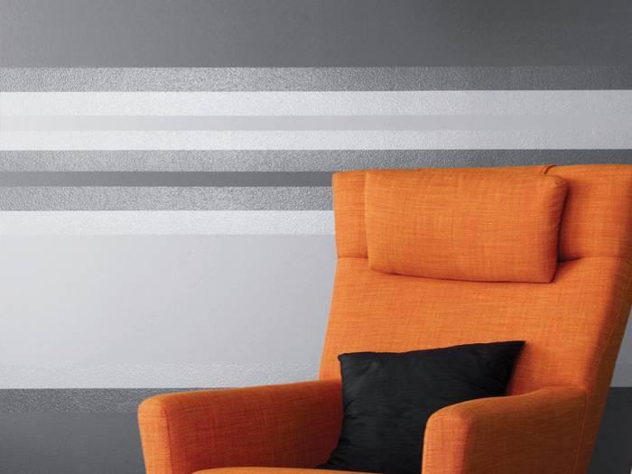 Полоска в интерьере: модный тренд в дизайне помещений (фото) | дом мечты