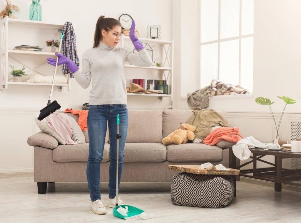 Как поддерживать дома идеальный порядок: 21 совет