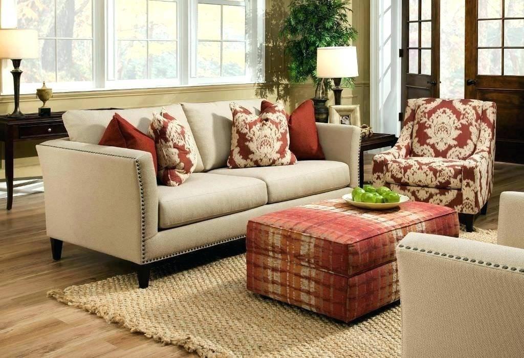 Удачные примеры сочетания дивана и кресел