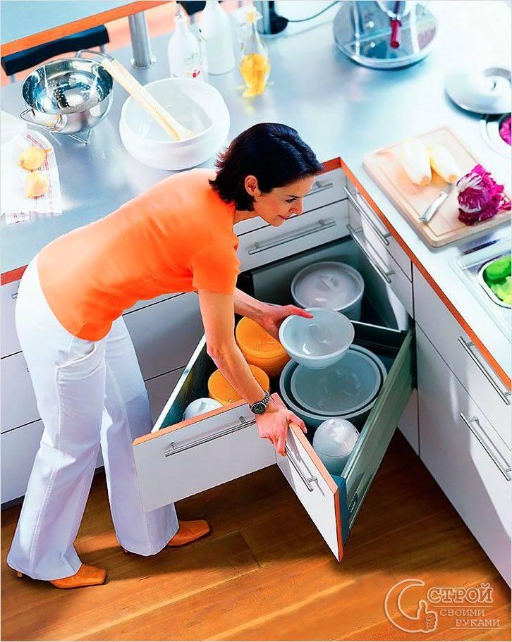 25 способов организовать пространство на кухне: идеи для хранения