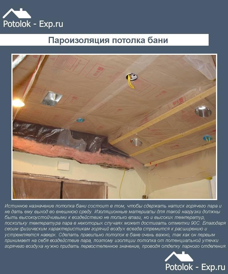 Укладка пароизоляции на потолок: виды пароизоляции для потолка, какой стороной крепить, как правильно постелить пароизоляцию, как класть, применение пароизоляции при утеплении потолка, крепление, как закрепить мембрану, пароизоляционную пленку, схема