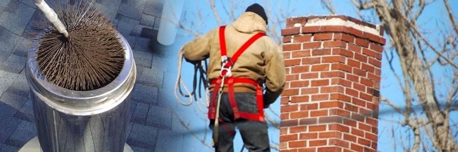 Как прочистить дымоход: обзор лучших 3-х способов очистки дымоотвода от сажи