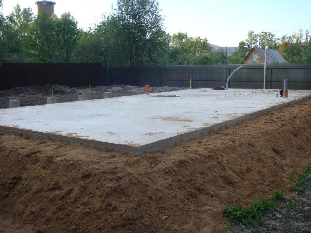 Какой фундамент подходит для пучинистых грунтов? - блог о строительстве