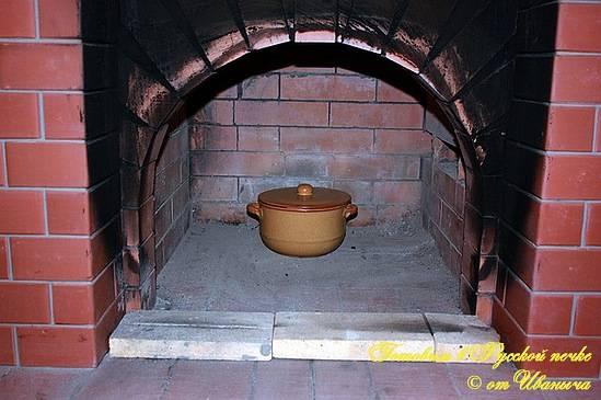 Русская печь с подтопком и лежанкой своими руками, порядовка