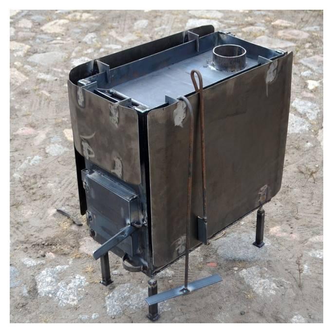 Походная мобильная баня своими руками - 3 варианта возведения и сбор печи