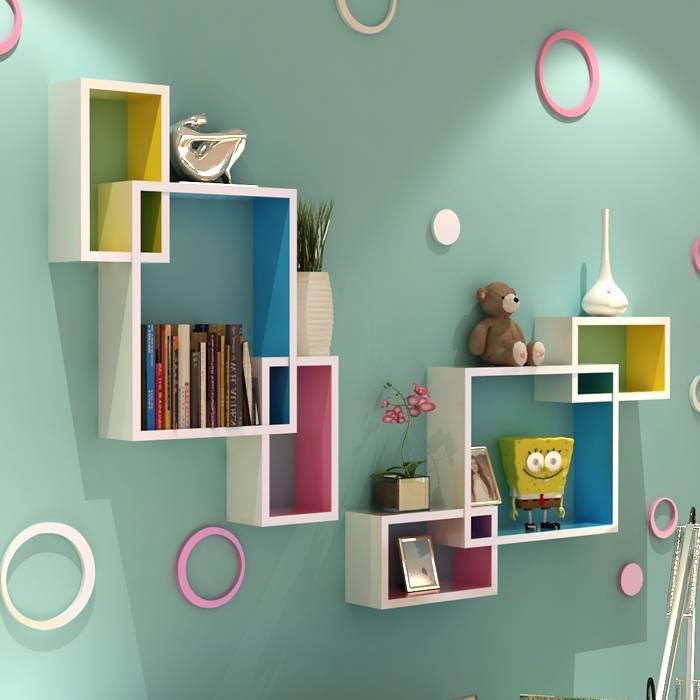 Полки в детскую комнату: 60+ фото, идеи для девочек и мальчиков