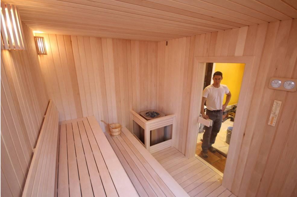 Сауна в доме или отдельно стоящая баня: что выбрать