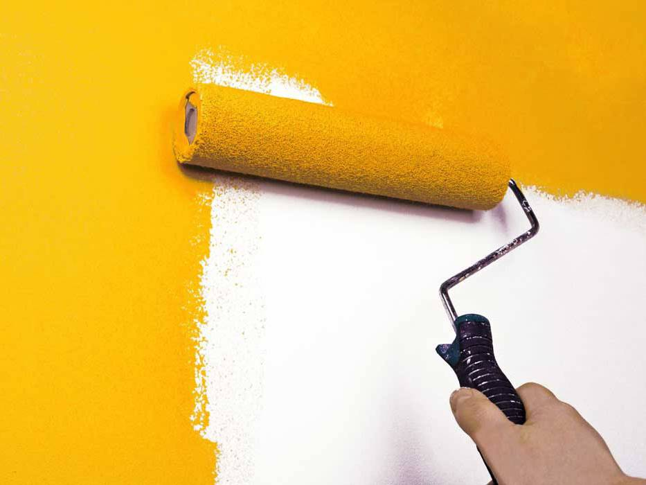 Краска моющаяся для стен и потолков