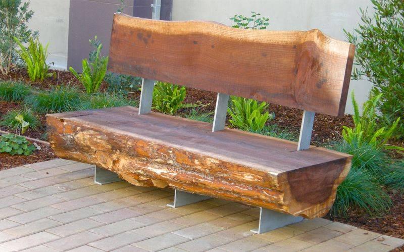 Садовая мебель своими руками — удачные самоделки (58 фото)
