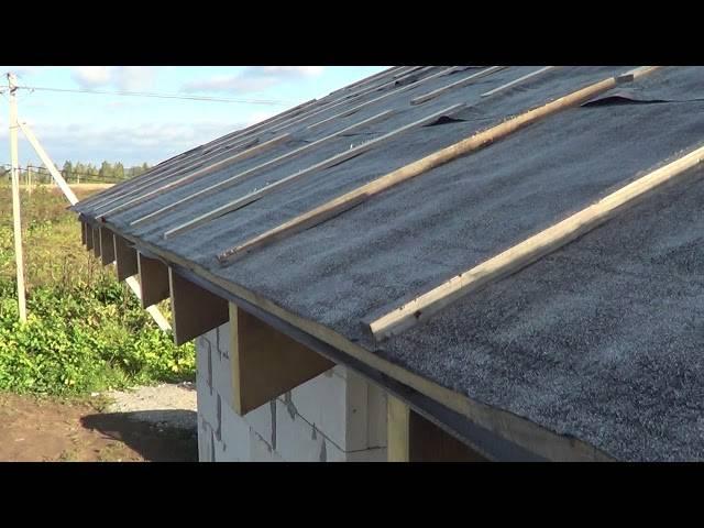 Покрыть крышу - недорогие и качественные варианты покрытия кровли своими руками (95 фото)