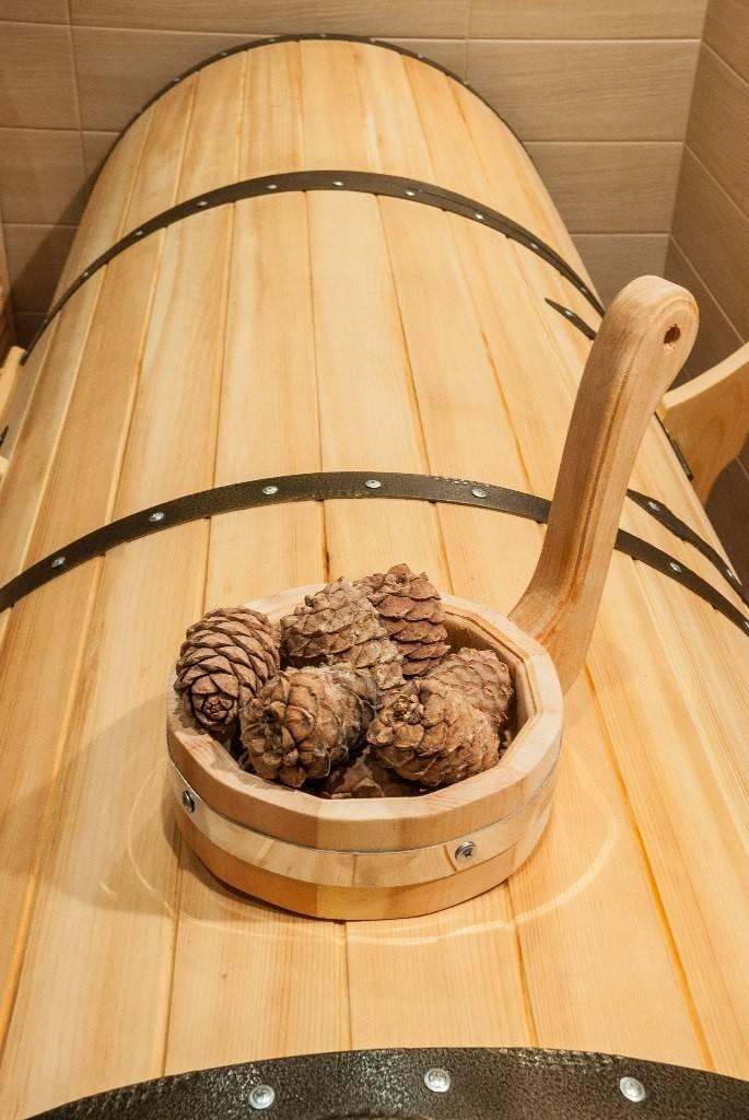 Баня-бочка – идеальное решение для отдыха, расслабления и оздоровления всей семьи