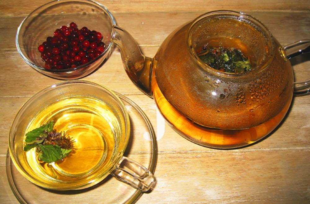 Что пить в бане: рецепты полезных напитков
