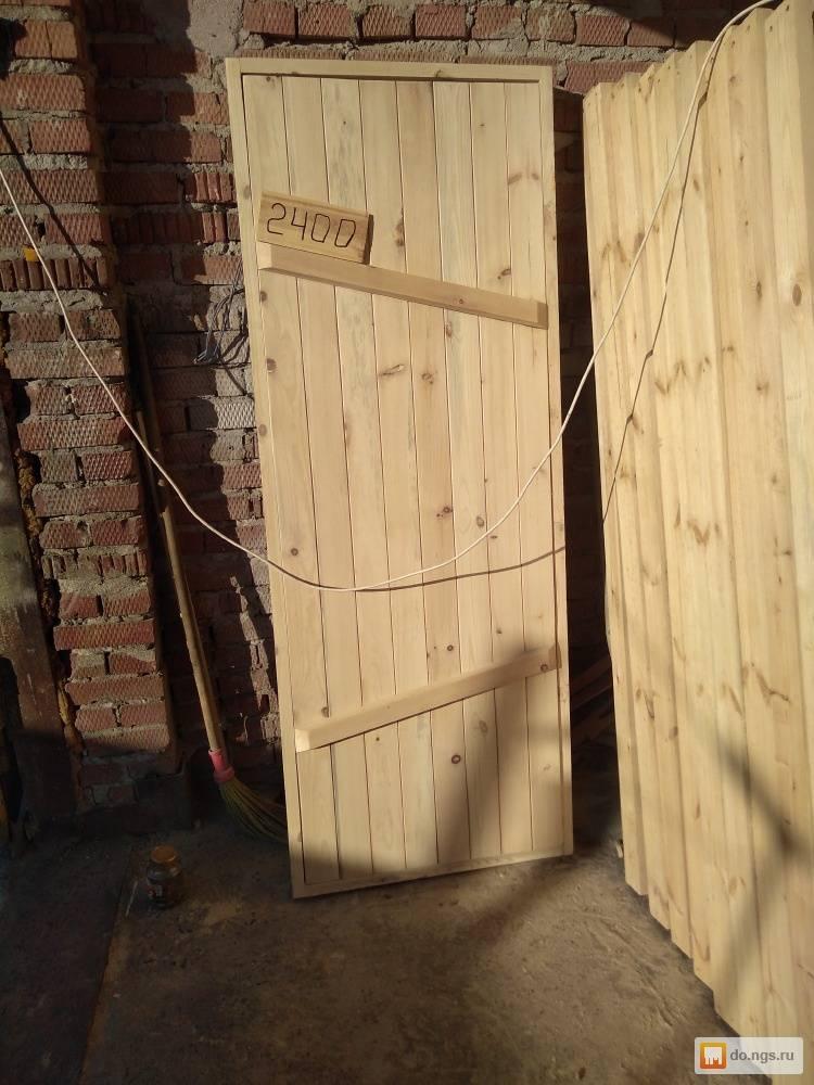 Размеры дверей для парилки