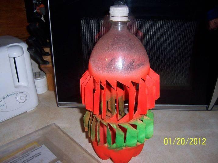 Пластиковые вертушки из бутылок против кротов - есть ли эффект, как сделать?