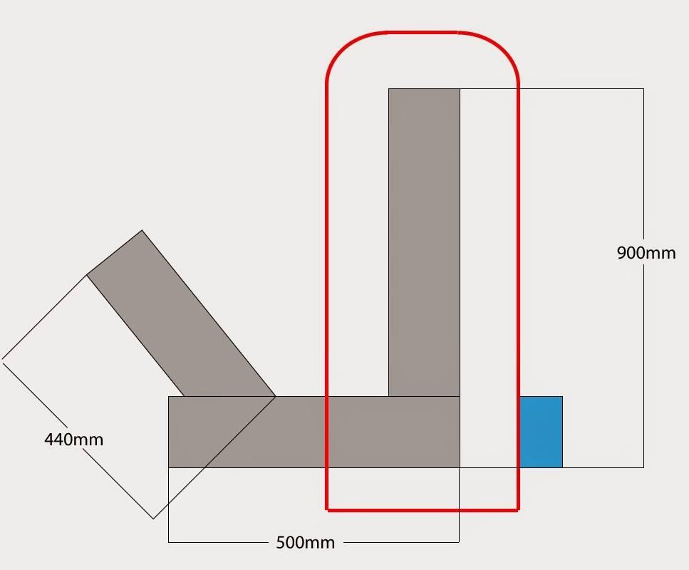 Походная реактивная печь-ракета чертежи - самоделкин друг