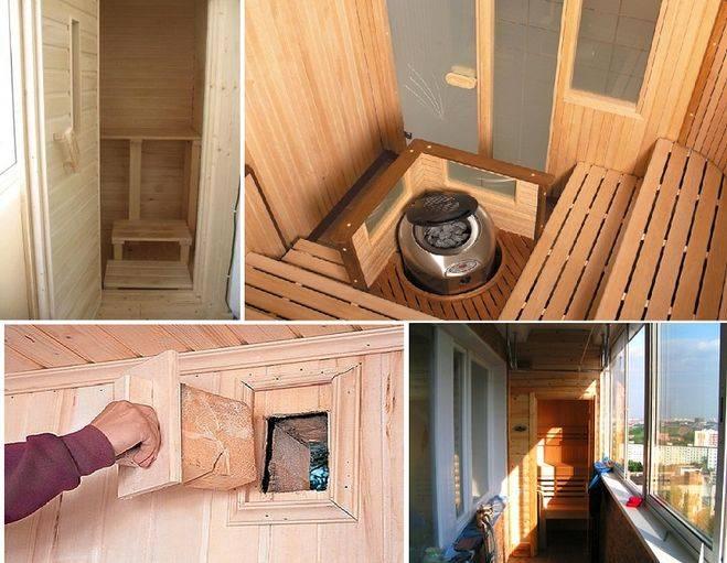 Как построить сауну своими руками с нуля на даче