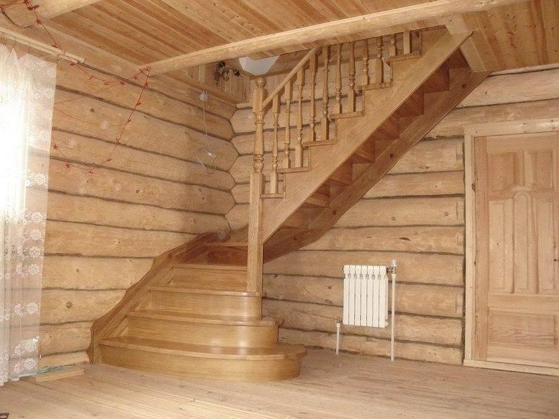Как сделать лестницу на мансарду правильно своими руками