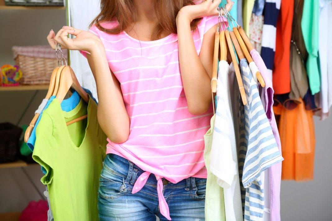 «нечего надеть»: 6 советов, как перестать покупать ненужное