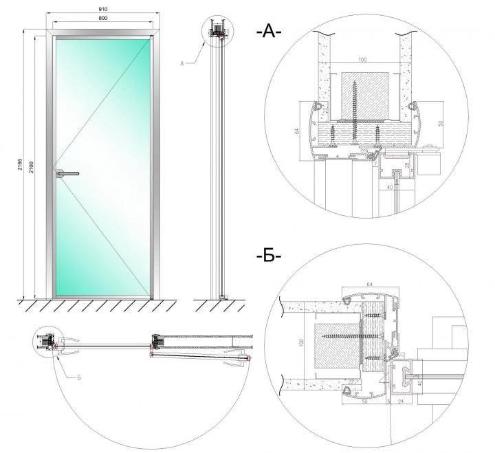 Стеклянные двери в парилку: размеры и как установить стеклянную дверь для парилки, отзывы пользователей