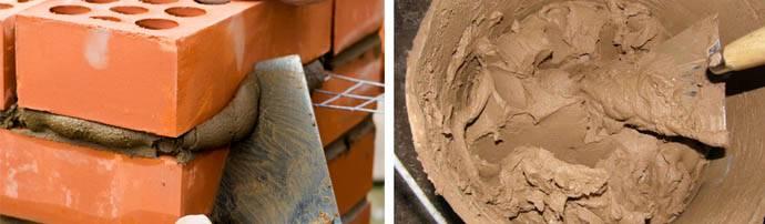 Раствор для штукатурки печи: как приготовить, состав, пропорции