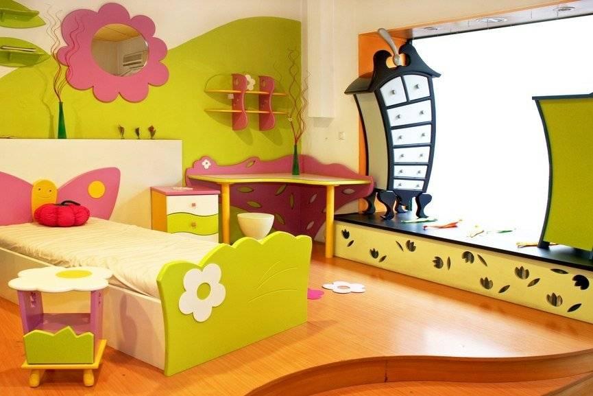 20+ советов, как обустроить комнату для детей всех возрастов