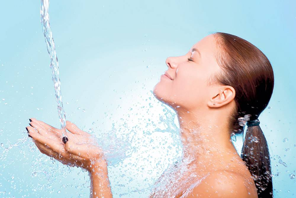 Контрастный душ: как правильно принимать [пошаговая инструкция]