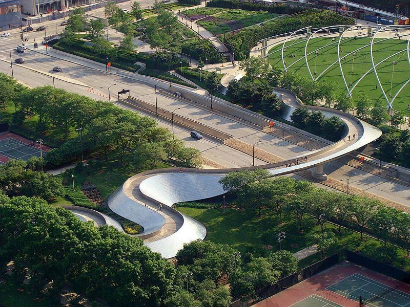 Топ-10 самых больших парков в мире