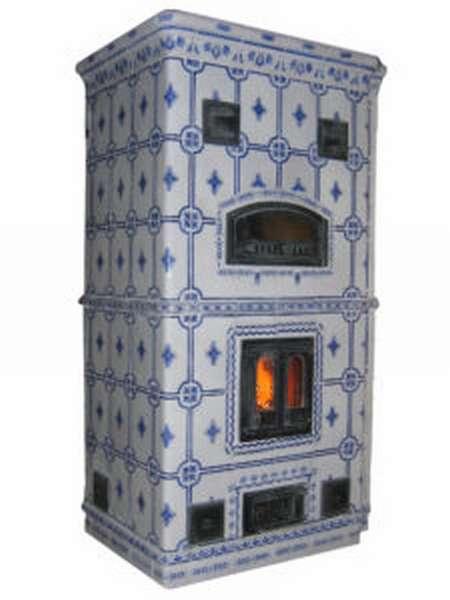 Что такое изразцовая печь и подойдет ли она для отопления дачи?
