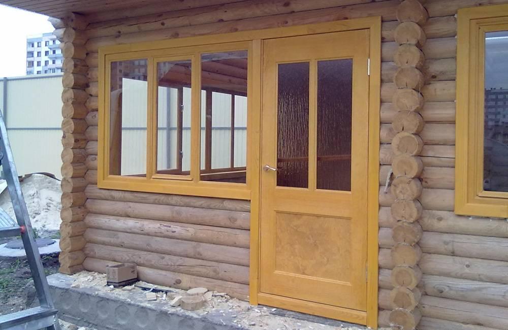 Выбор, установка и модификация стеклянных дверей для сауны и бани