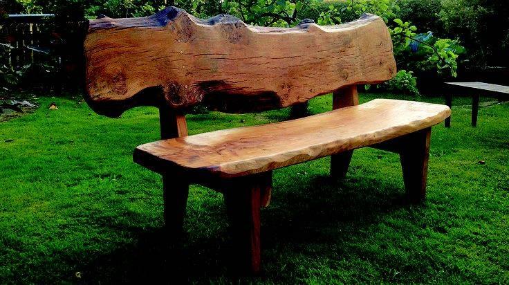 Изделия и мебель из дерева своими руками   (85+ фото)