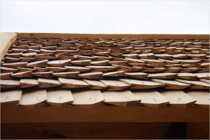 Деревянная кровля: как из осиновой колоды сделать крышу для дома | realty.tut.by