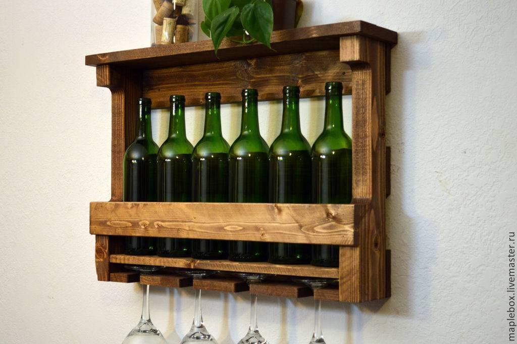 Винный шкаф своими руками: из дерева, с охлаждением, чертежи и материалы