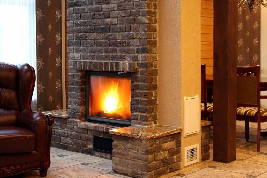 Как из печки сделать камин? 40 фото что лучше - печь или камин, конструкция длительного горения в доме своими руками
