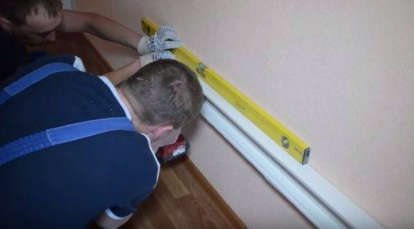 Как крепить кабель-канал к стене: видео, фото, способы монтажа