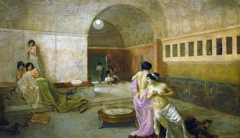 Термы – римские бани. история и назначение римских терм