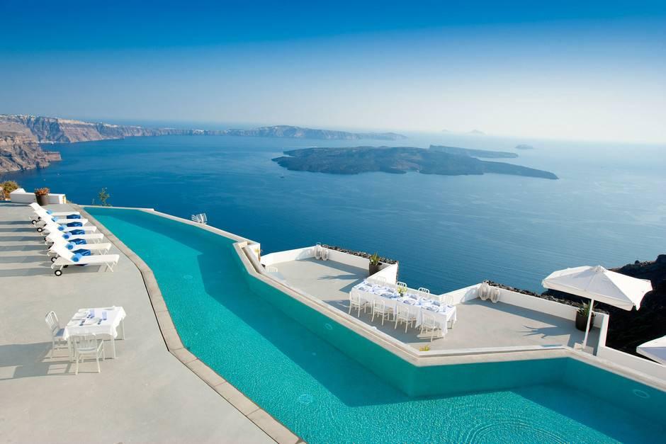 10 самых красивых бассейнов в мире - фото