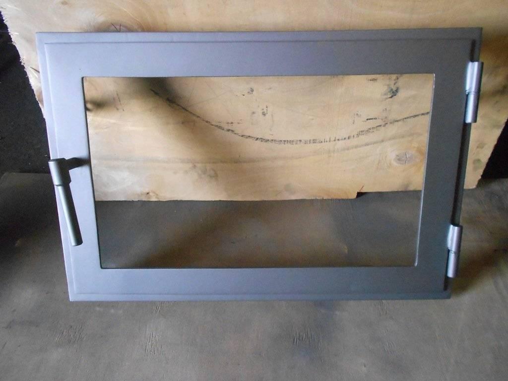 Делаем дверцу для печи своими руками из доступных материалов
