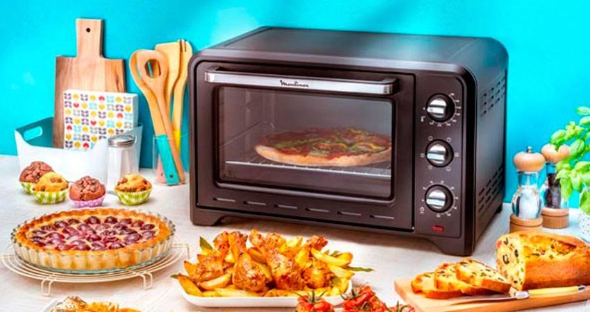 Мини печь электрическая - рейтинг лучших моделей, настольных и с конверсией