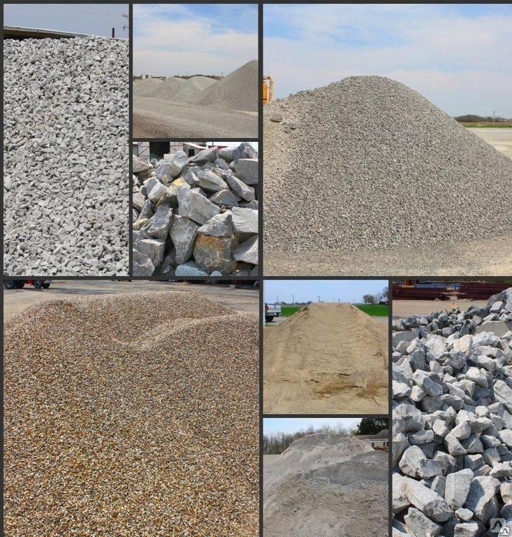 Песчано-гравийная смесь – виды, отличия и сфера использования