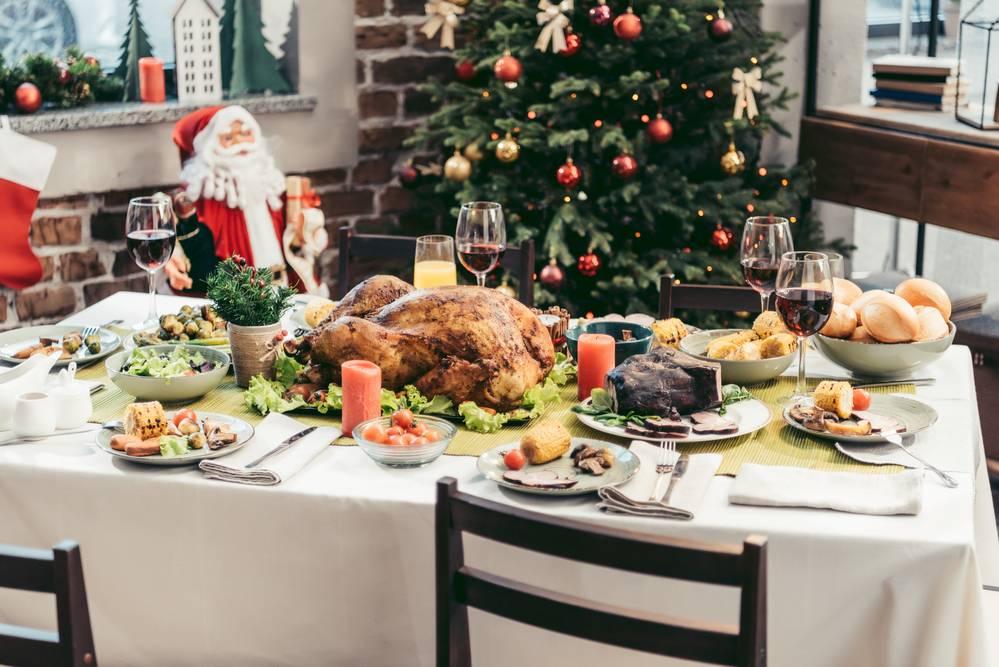 Новогодние рецепты и меню праздничного стола для нового 2021 года