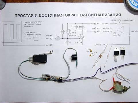 Сигнализация для дачи - охранные системы и советы по ее монтажу (100 фото)