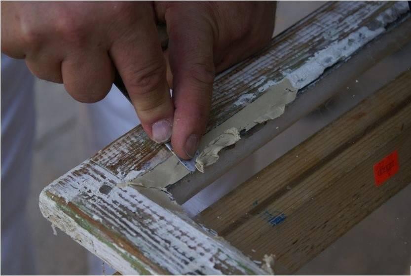 Самостоятельный ремонт деревянных окон — основные дефекты и способы их устранения