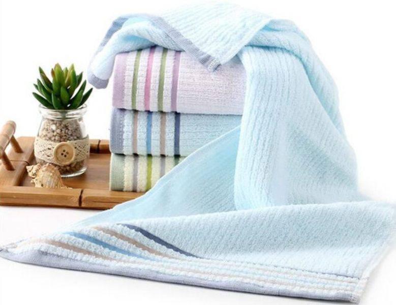 Какое полотенце лучше впитывает воду после душа?