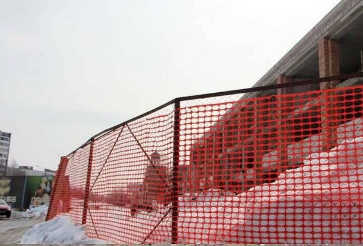 Ограждение стройплощадки временное по гост - всё о воротах и заборе